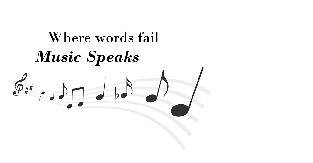 Where Words fail, Music speaks by BPKC