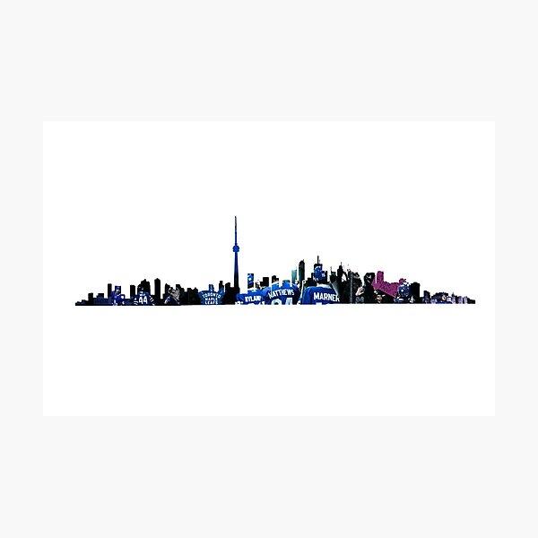 Toronto Maple Leafs Photographic Print