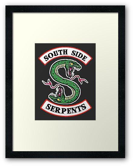 fc23edbdf4 The Serpents riverdale merch