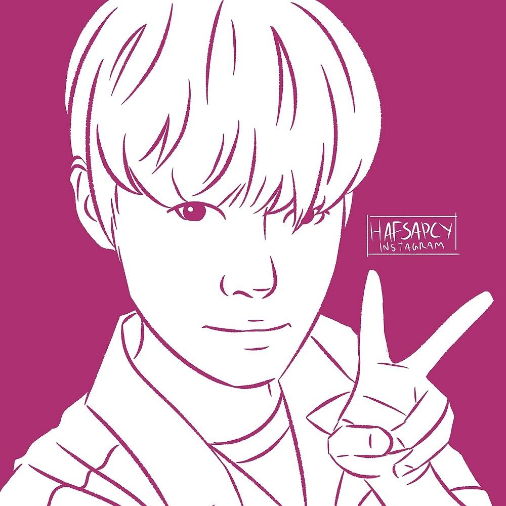 NCT Dream - Chenle Selfie by hafsapcy