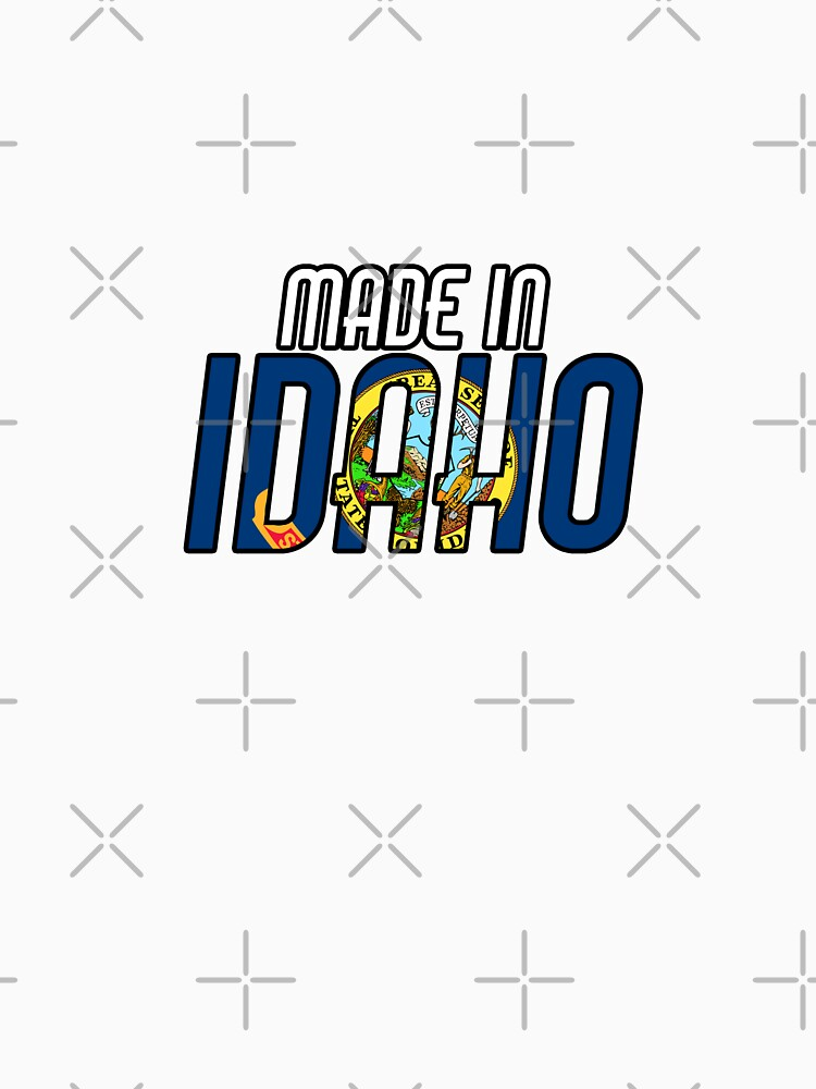 Made in Idaho by thestash