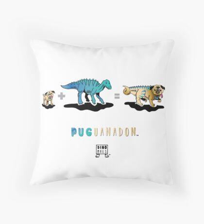 Puguanadon Throw Pillow