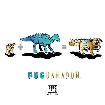 Puguanadon by Dinomals