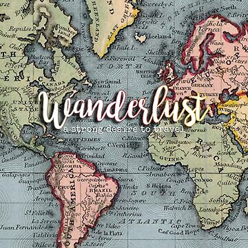 Wanderlust  by alexandra89