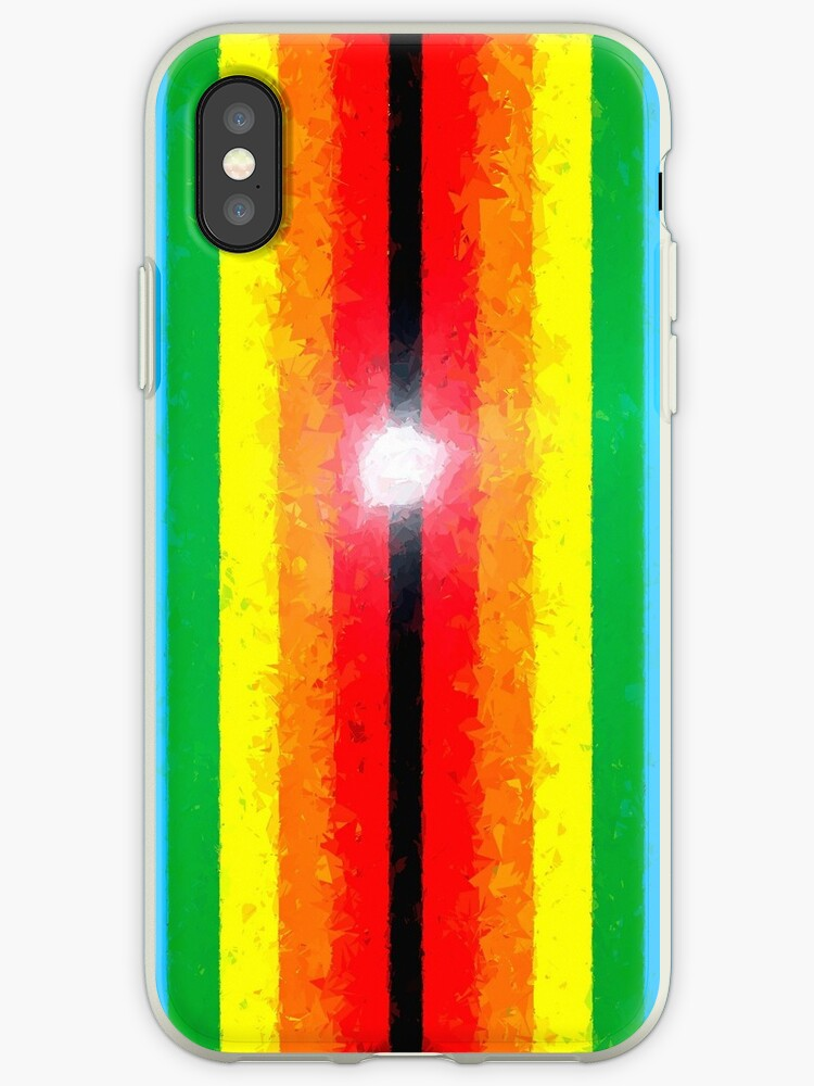 iPhone and Samsung Galaxy Cellphone Cases & Skins Doctor Who Rainbow by Ronald Taylor