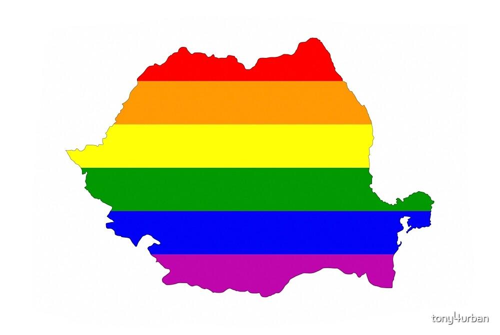 romania gay map by tony4urban