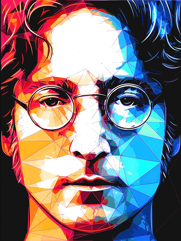 art print John special edition Len n on Glasses Image by sowi162