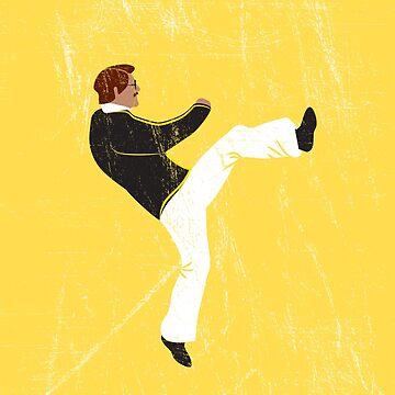 Hayden High Kick (V3) by danielcampagna