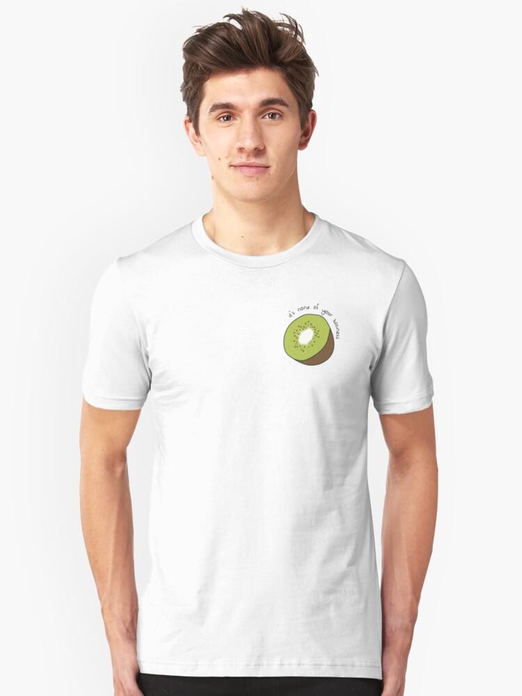 Harry Styles - Kiwi Unisex T-Shirt Front
