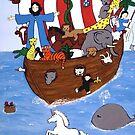 Noah's Ark by Shulie1