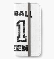 Handball queen vintage iPhone Wallet/Case/Skin