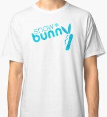 Snow Bunny Snowboarding Bunny Classic T-Shirt