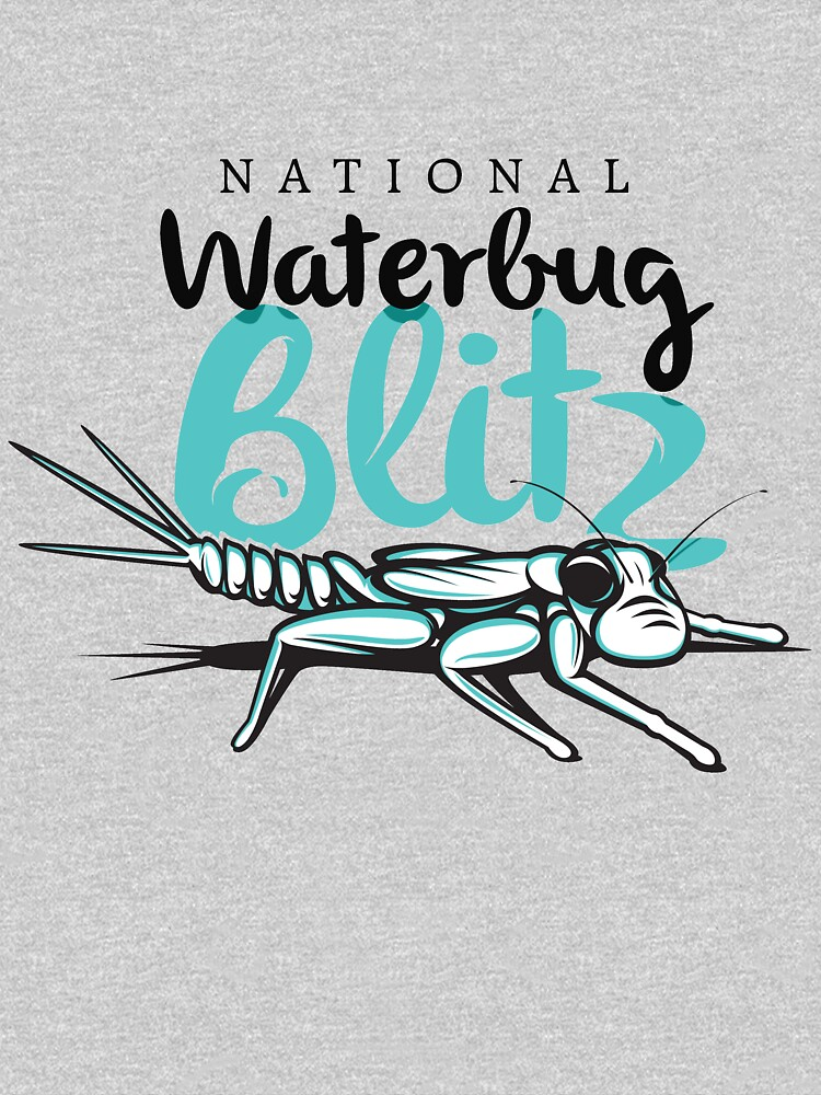 The National Waterbug Blitz by flatworm