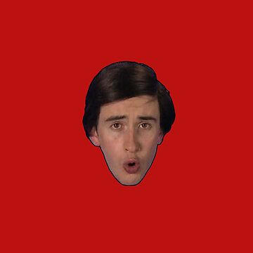 Alan Partridge Ah Haaaaa by loganferret