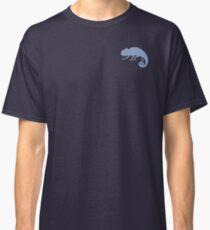 Small Chameleon #powder blue Classic T-Shirt