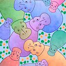 « Hippo Pond - Sherbet » par Hippopottermiss