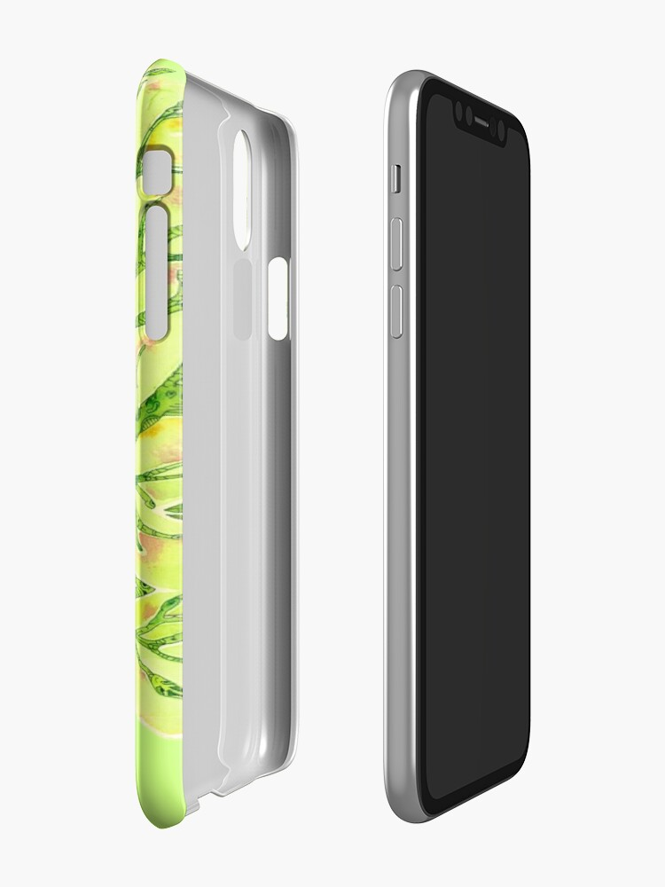 Alternate view of Yoga - Tree Pose iPhone Cases & Covers