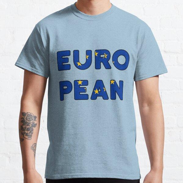 European Flag Classic T-Shirt
