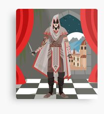 fantasy game thief Metal Print