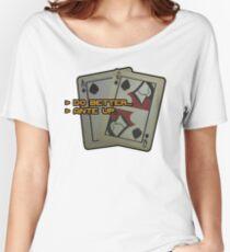 BlackJack CM Women's Relaxed Fit T-Shirt