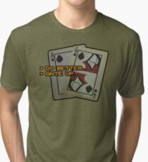 BlackJack CM Tri-blend T-Shirt
