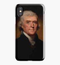Thomas Jefferson Portrait  iPhone Case