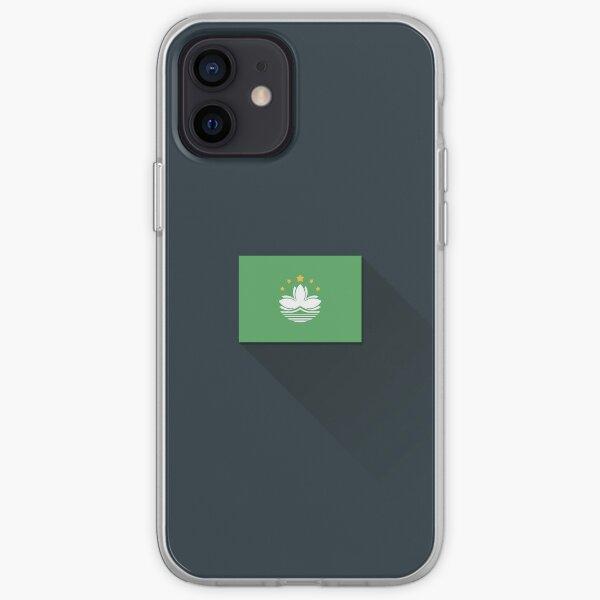 Macau iPhone Soft Case