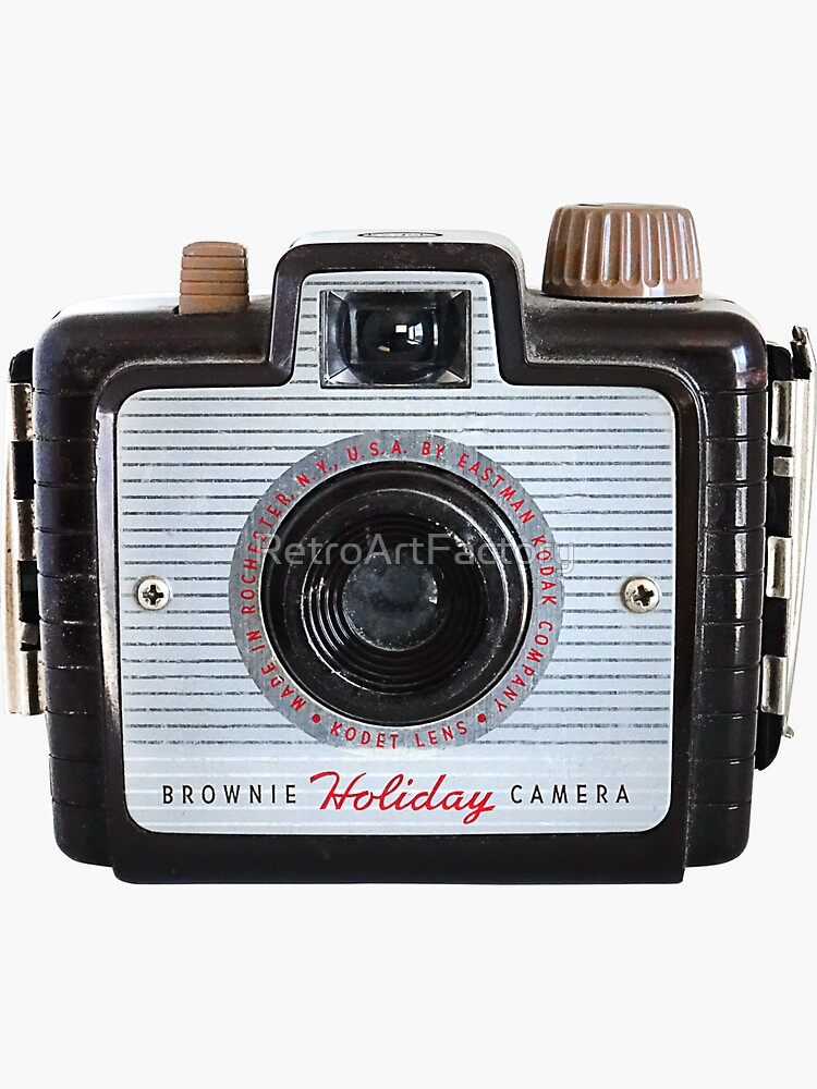 Brownie Holiday Camera #2 by RetroArtFactory