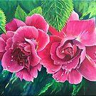Blossom Buddies by Nancy Cupp