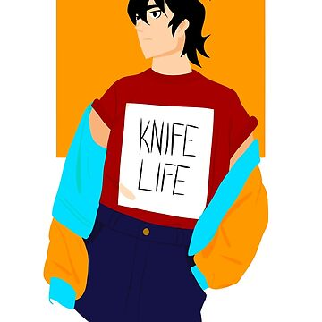 Knife Life - Keith by redmads21