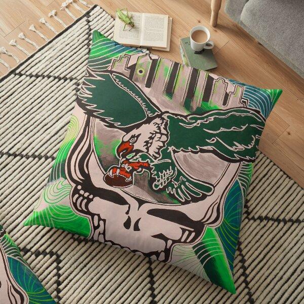 Eagles Fill the Sky Floor Pillow