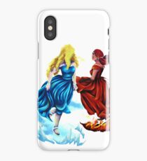 Dance of Fire and Ice iPhone Case
