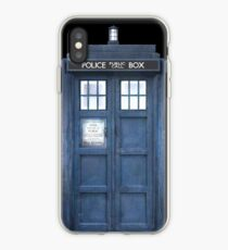 PUBLIC POLICE | CALL BOX iPhone Case
