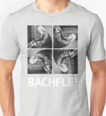 Bachflip (White text) Unisex T-Shirt