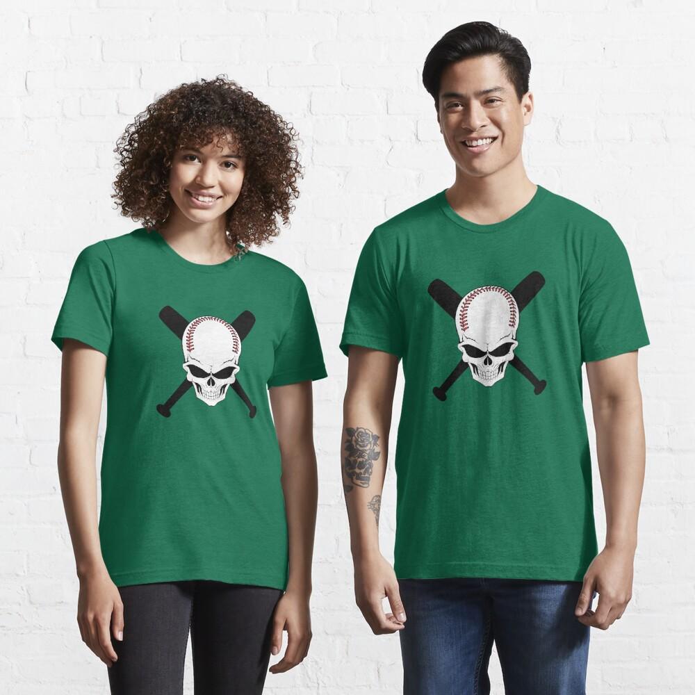 Baseball Jolly Roger Essential T-Shirt
