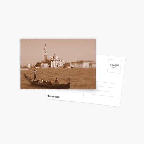 Dreaming in Italian  Postcard