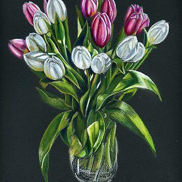 Tulips by valentina9