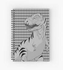T Rex is Best Spiral Notebook