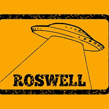 Roswell (retro) by surreal77