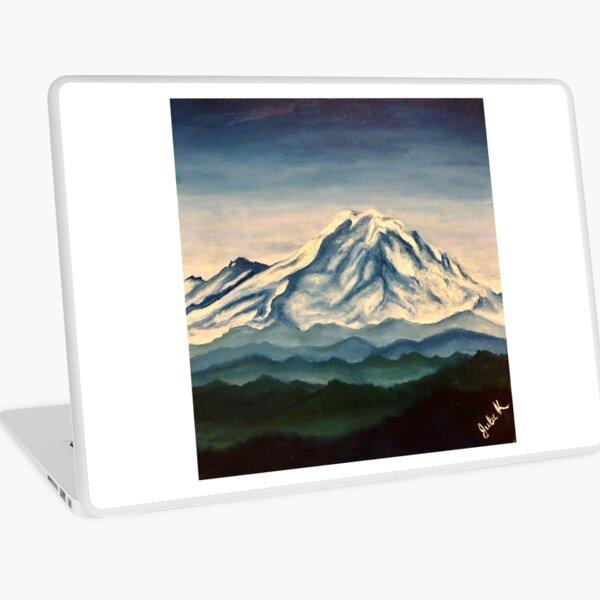 Mount Rainier Laptop Skin