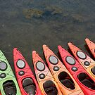 Rockport Kayaks by Tim Mannle