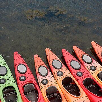 Rockport Kayaks by TBM77
