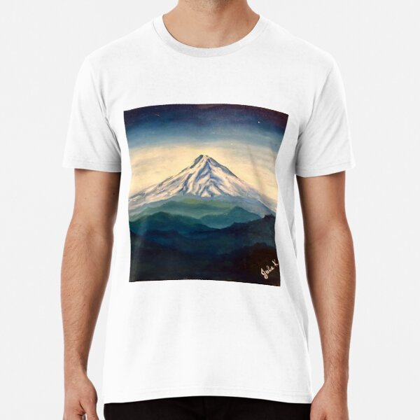 Mount Hood Premium T-Shirt