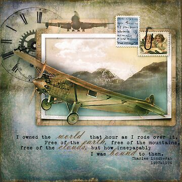 Spirit of Flight by minkas