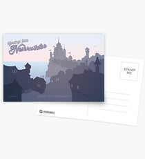Greetings from Neverwinter Postcards