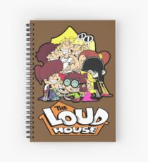 The Loud House Spiral Notebook