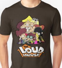 The Loud House Slim Fit T-Shirt