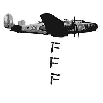 Drop F Bombs by samohtbackwards
