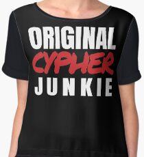 Original Cypher Junkie - Apparel & Accessories Chiffon Top