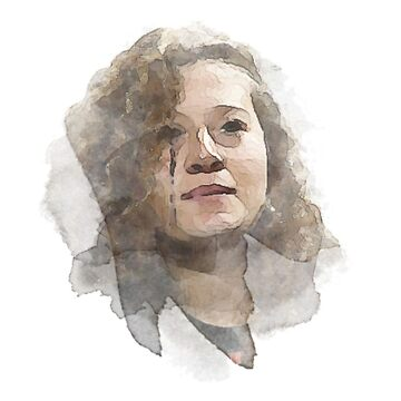 Ahed Watercolour by pommunist